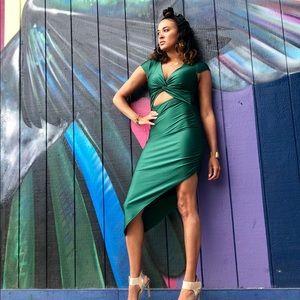 Dresses & Skirts - Emerald Gem Dress